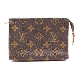 Louis Vuitton Cosmetic Pochette Flat Pouch